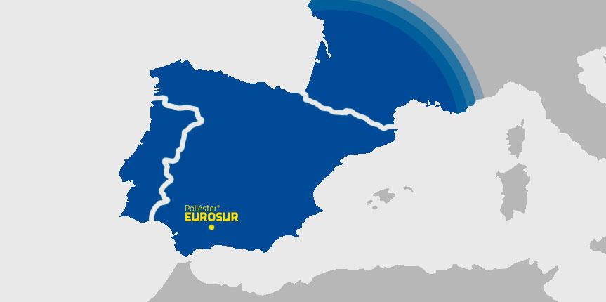 Poliéster en España